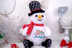 Božićna Igračka Snjegović -...