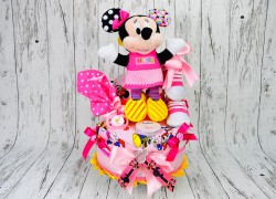 Torta od pelena, Minnie Mouse
