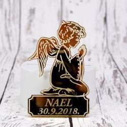 Personalizirani magnet  Anđeo